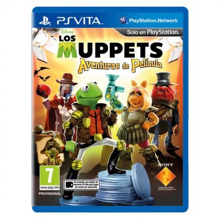 Los Muppets Aventuras de Pelicula
