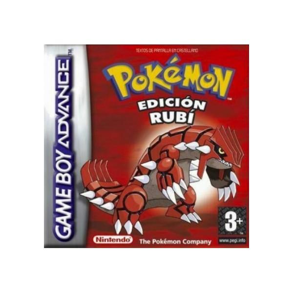 Pokemon Rubí