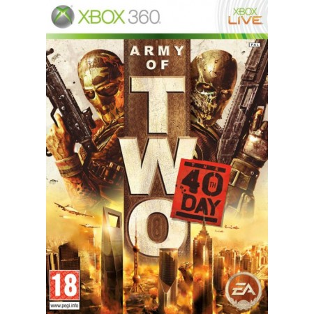 Army Of Two 40 Days