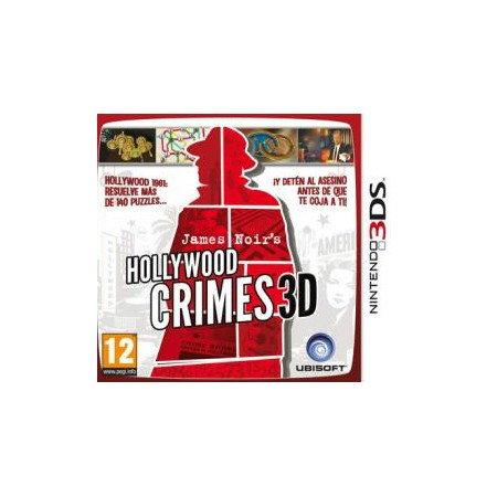 Hollywood Crimes 3D
