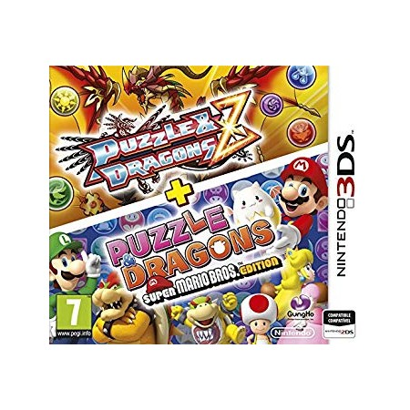 Puzzle & Dragons Z + Puzzle & Dragons Super Mario Bros. Edition