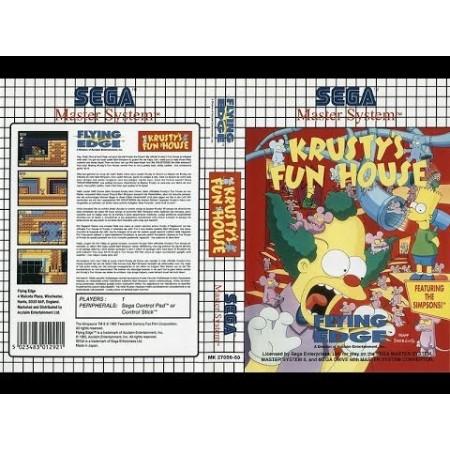 Krusty's Fun House