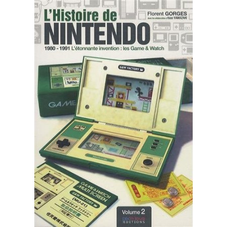 Libro La Historia de Nintendo 1980-1991