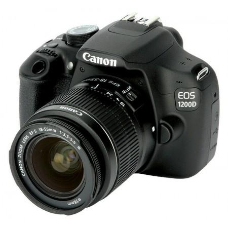 Canon EOS 1200D + Objetivo 18-55mm