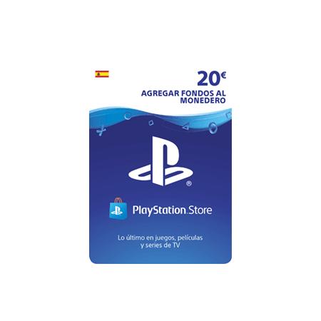 Tarjeta PlayStation Network