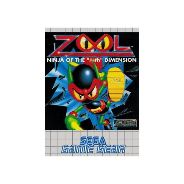 "Zool: Ninja of the ""Nth"" Dimension"