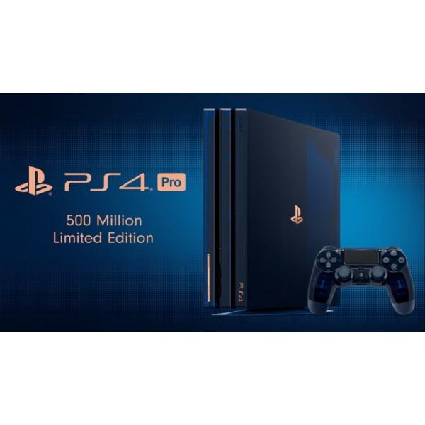 PlayStation 4 Pro 2TB Edición Limitada 500 Millones