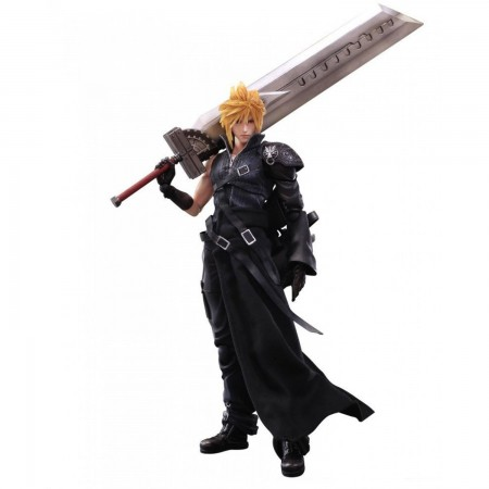 Figura Final Fantasy Cloud