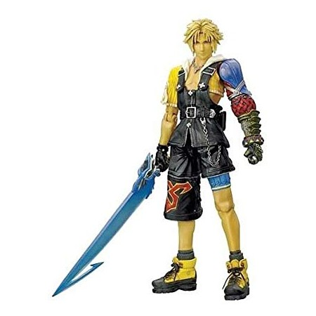 Figura Final Fantasy Tidus