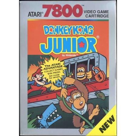 Donkey Kong Junior Atari 7800