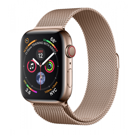 Apple Watch S.4 Acero Inoxidable 44mm (GPs + Cel).