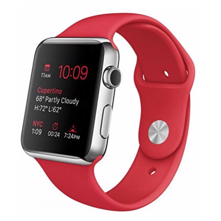Apple Watch S.1 Acero Inoxidable 42mm