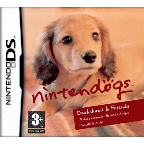 Nintendogs Dachsund & Friends