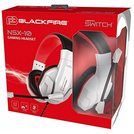 Auriculares Gaming NSX-10