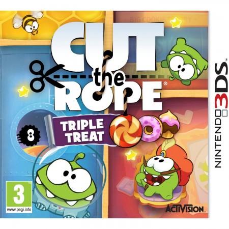 Cut the Rope Triple Treat