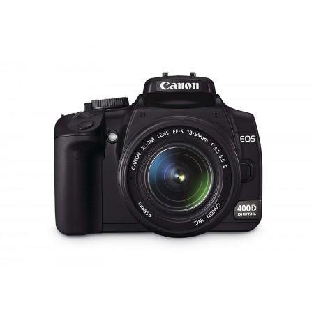 Canon 400D + Objetivo 18-55mm