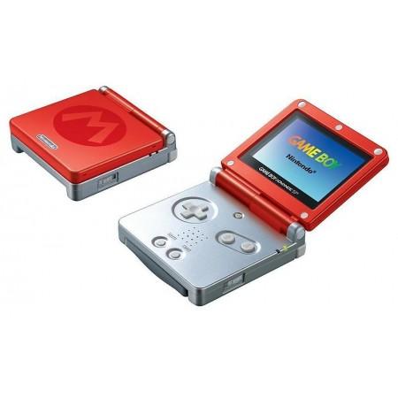 Game Boy Advance SP Edición Limitada Mario