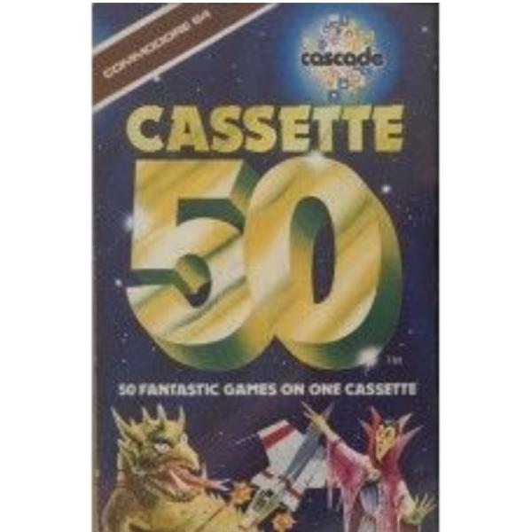 50 Fantastic Games On One Cassette