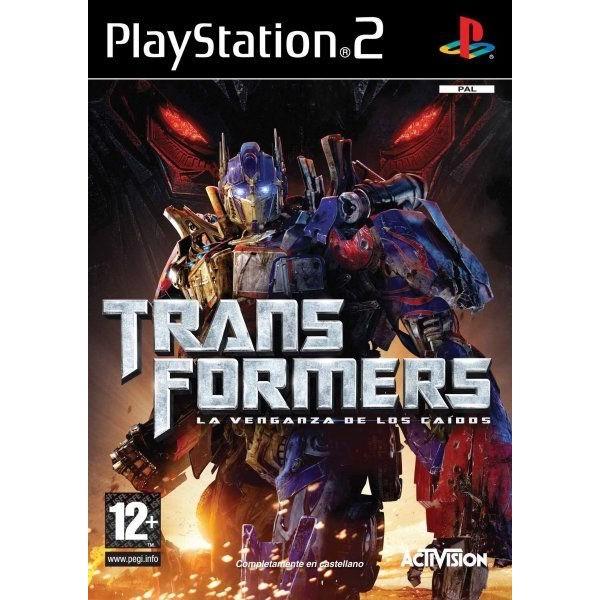 Transformers La Venganza de los Caidos
