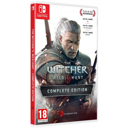 The Witcher 3 Complete Edition