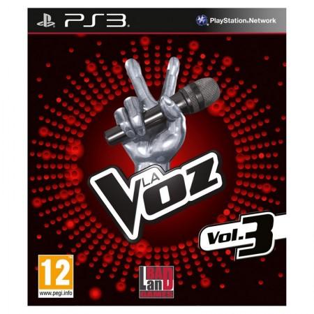 La Voz Vol. 3
