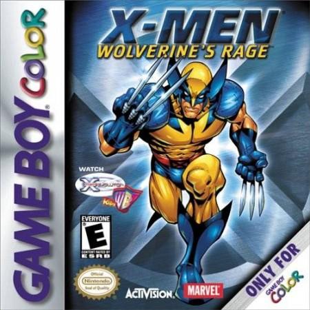 X-Men Wolverine's Rage