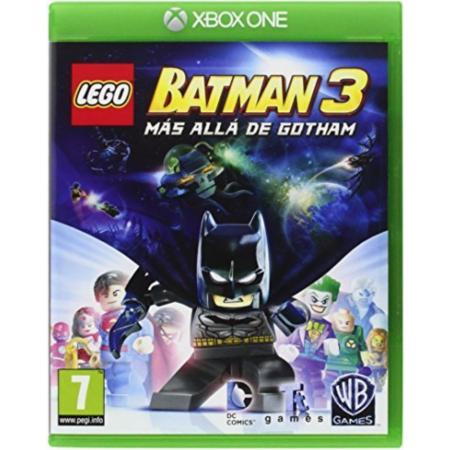 Lego Batman 3 Mas Alla De Gotham