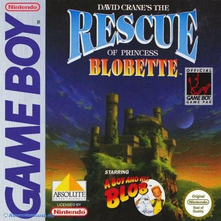 The Rescue of Princess Blobette