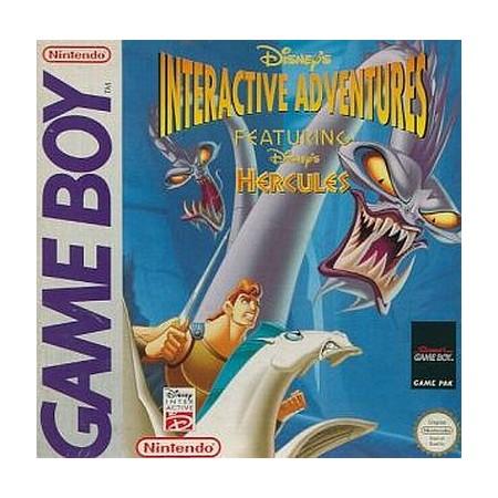 Interactive Adventures Featuring Hercules