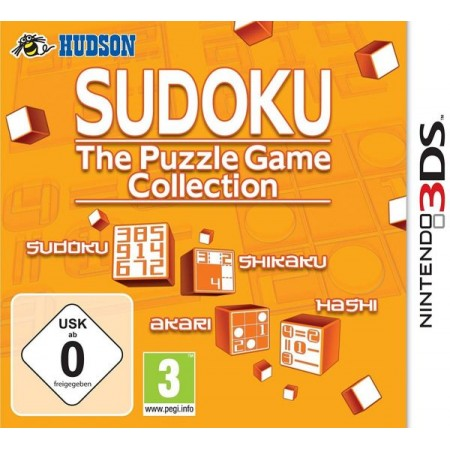 Sudoku: The Puzzle Game Collection