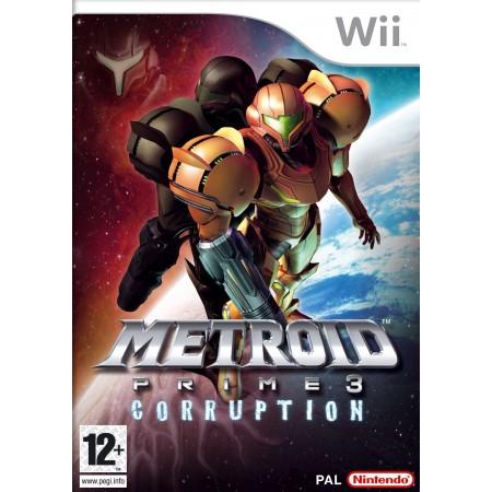 Metroid Prime Corruption