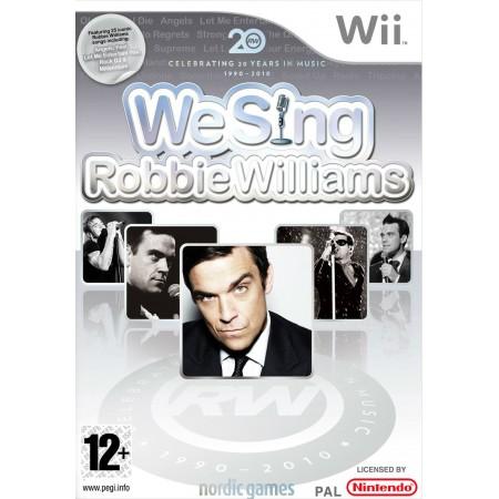 We Sing Robbie Williams