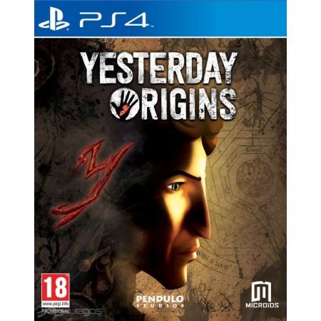 Yestarday Origins