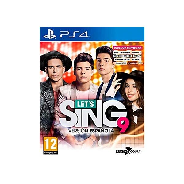 Let's Sing 9 Version Española
