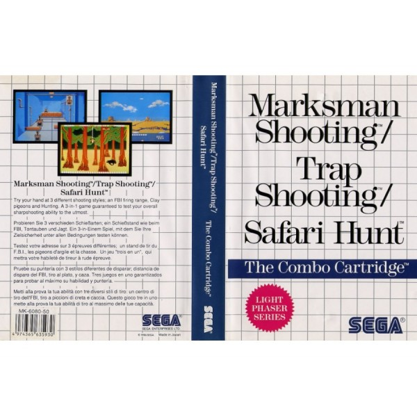 Marksman Shooting Trap Shooting Safari Hunt Master