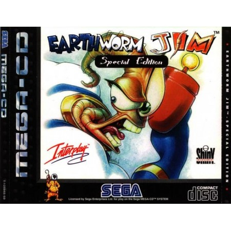 Earthworm Jim Special Edition