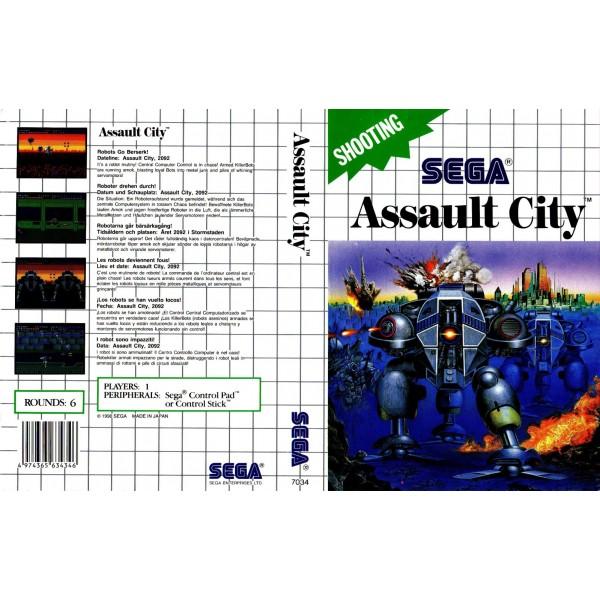Assault City