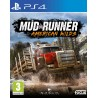 Mud Runner PS4 A