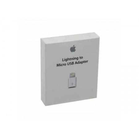 Adaptador de Lightning a Micro USB