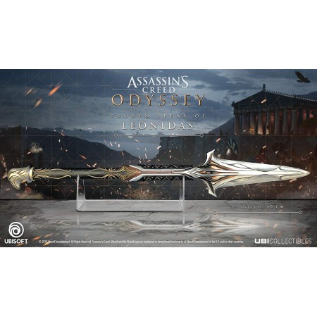 Assassin's Creed Odyssey Lanza rota de Leónidas
