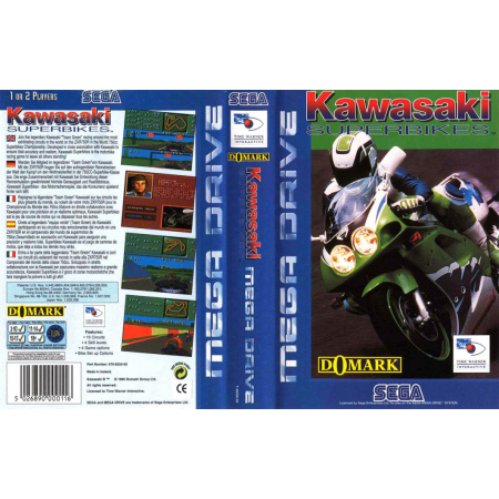Kawasaki Suprebikes