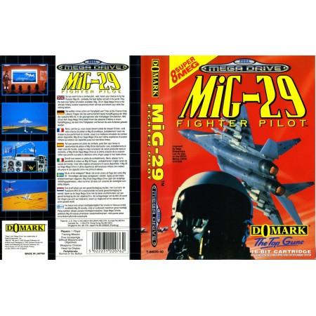 Mig-29 Fighter Pilot