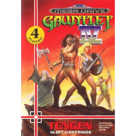 Gauntlet IV