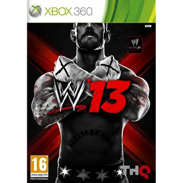 WWE 2K13