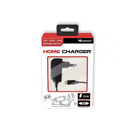 Home Charger Para Nintendo Switch