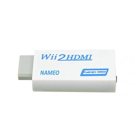 Conversor Wii a HDMI