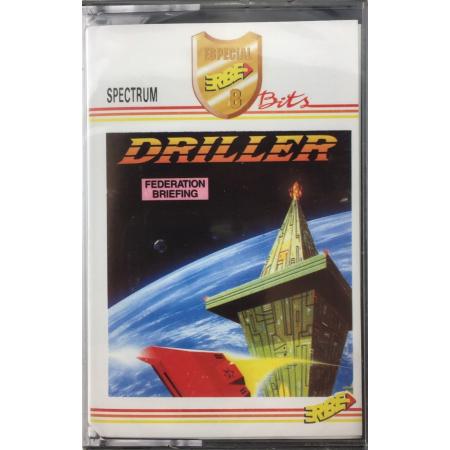 Driller Federation Briefing