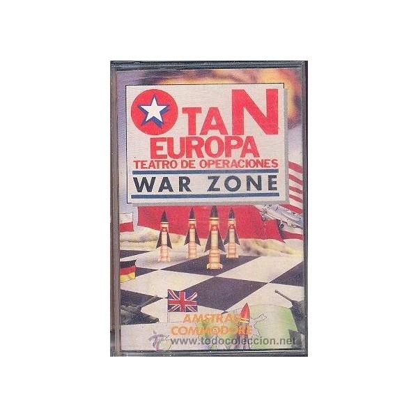 Tan Europa Teatro de Operaciones War Zone
