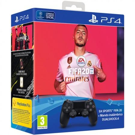 FIFA 20 + Mando inalámbrico Dualshock 4