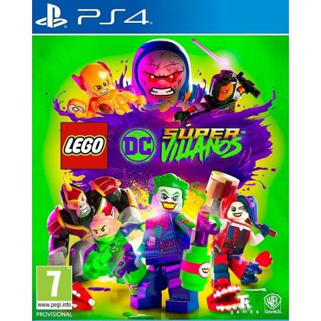 Lego DC Súper Villanos
